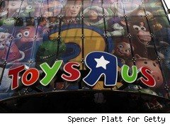 Toys R Us exterior