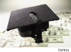 college tuition costs rising