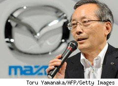 Mazda CEO Takashi Yamanouchi Says Ford Partnership Will Continue