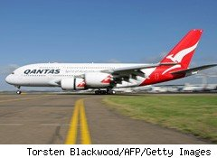 Australian investigators suspect a manufacturing defect in the A380's Rolls-Royce engine is to blame for the Qantas fire.