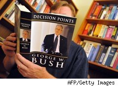 George W. Bush memoirs