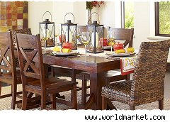 Dining room set from World Market