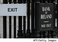 Ireland financial crisis