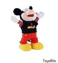Dance Star Mickey hot Christmas toy