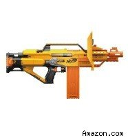 Nerf N-Strike Stampede ECS hot Christmas toy