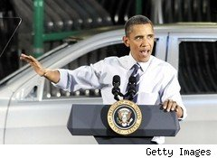 Obama at General Motors