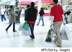 October retail sales