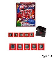 Scrabble Flash hot Christmas toy