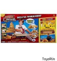 ToysRUs Real Construction Deluxe Tool Set hot Christmas toy
