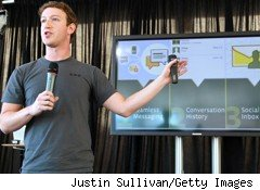 Facebook Email Launched as Hybrid Messaging Service