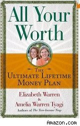 Cover of book All Your WOrth, which covers budgets