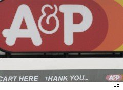 A&P Files for Bankruptcy Protection