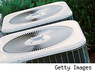 Air conditioning units are great to buy in January