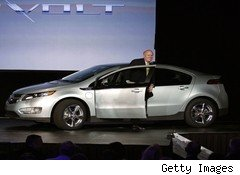 Chevy Volt from General Motors