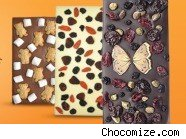 Chocomize custom chocolate bars