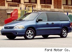 Ford Expands Windstar Minivan Recall