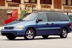 Ford Recalls 575,000 Windstar Minivans to Fix Steering Issue