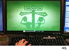 Groupon deals and coupons are one of the hottest products this year