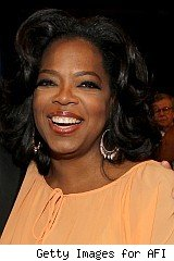 Oprah Winfrey portrait -things to look forward to in 2011