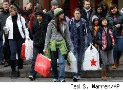 Holiday shoppers - identity theft tips - Gift