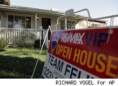 open house sign remax - home prices