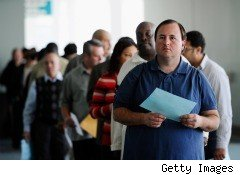 Unemployment could keep rising next year even as employers add more than 100,000 new jobs per month, economists say.