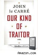 Book cover Our Kind of Traitor
