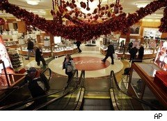 Retail sales rose 7.7% in November