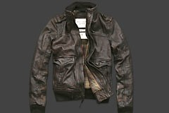 Rollins Men's Leather Jacket
