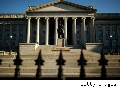 U.S. Treasury Dept.