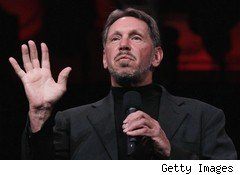 Oracle's Larry Ellison