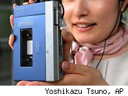 the original Sony Walkman