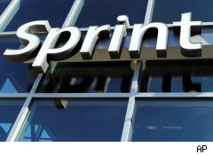 Sprint shares have rebounded after sinking Monday, when competitors AT&T and T-Mobile announced they would merge.
