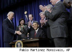 President Obama signs the tax deal into law: Are you a tax deal winner or loser?