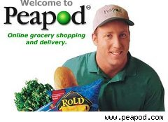 Peapod grocery banner