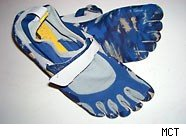 Vibram FiveFingers are the closest thing to being barefoot  without any of the disadvantages