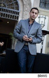 josh altman in jacket and jeans