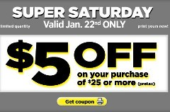 Dollar General Store coupon