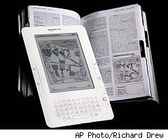 The Kindle will cost less in 2011