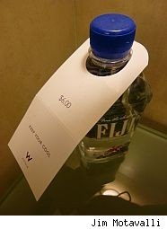 Fiji water greenwashing