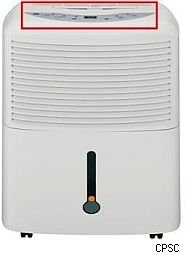 ge dehumidifiers recall