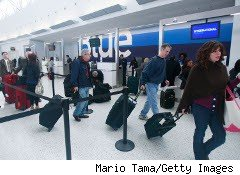 JetBlue passengers