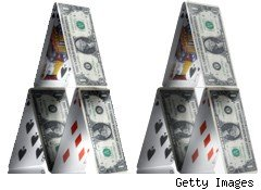 Bear Stearns Mortgage-Backed Securities Were a House of Cards, Lawsuits Allege