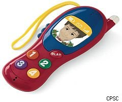 toy cell phone recall
