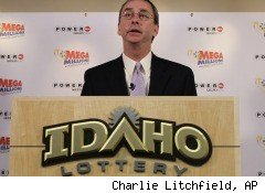 Idaho lottery - lottery community property