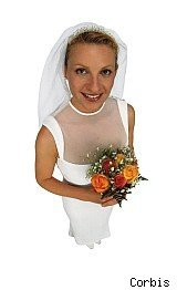 Bride; would she have her wedding in a funeral home?