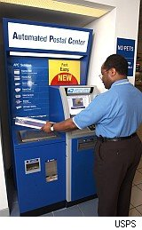 Automated Postal Center could allow USPS to close thousands more post offices