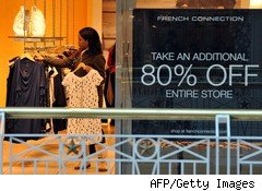Holiday retail markdowns