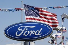 Ford Motor dealership