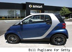 smart car - best new cheap cars